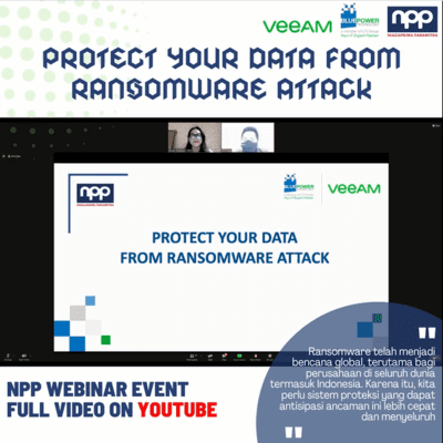 Protect Your Data From Ransomware Attack